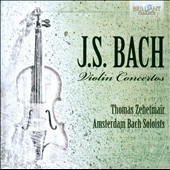 J.S. Bach: Violin Concertos / Thomas Zehetmair