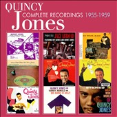 Quincy Jones: The Complete Recordings: 1955-1959 [Box]