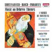 Music on Hebrew Themes / Turovsky, I Musici de Montreal