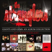 The Stranglers: Giants and Gems: An Album Collection [Box] [PA]