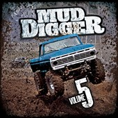 Various Artists: Mud Digger, Vol. 5