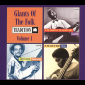 Various Artists: Giants of the Folk Tradition, Vol. 1 [Box]