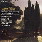 Vaughan Williams: Serenade to Music, Mystical Songs / Best