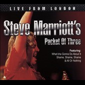 Packet Of Three/Steve Marriott: Live from London