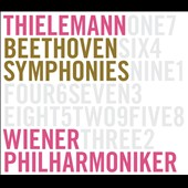 Beethoven: The Complete Symphonies / Vienna PO, Christian Thielemann