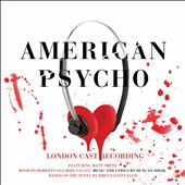 Duncan Sheik: American Psycho [Original London Cast Recording] [Slipcase]