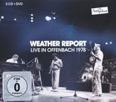 Weather Report: Live in Offenbach 1978 [Digipak]