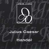 Handel: Julius Caesar / Leitner, Berry, Ludwig, Wunderlich