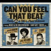 Various Artists: Can You Feel That Beat: Funk 45s and Other Rare Grooves [Digipak]