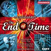 Langgaard: The End of Time / Rozhdestvensky, et al