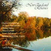 New England Reveries / works by Louis Calabro, Walter Ross, Neal Corwell, Barton Cummings, Vincert Persichetta / Sylvia Parker, piano