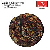 Clarinet Kaleidoscope / Kathy Pope, Jed Moss