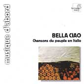 Bella Ciao - Chansons du peuple en Italies / Gruppo Padano