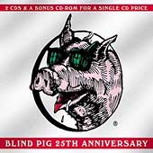 Various Artists: Blind Pig Records' 25th Anniversary Collection