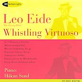 Leo Eide - Whistling Virtuoso / H&aring;kan Sund