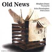 Old News - Udow, Falla, et al / Stephen Dunn, J. Pennington