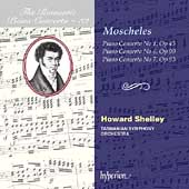 Romantic Piano Concerto Vol 32 - Moscheles: Piano Concertos