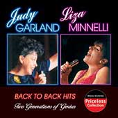 Judy Garland: Back to Back Hits