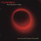 Tsontakis: Piano Quartet Trilogy / Broyhill Ensemble