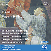 Bach: Mass in B minor / M&uuml;ller-Br&uuml;hl, et al