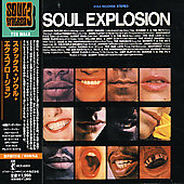 Various Artists: Soul Explosion Album