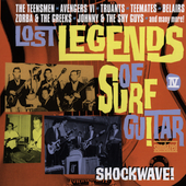 Various Artists: Lost Legends of Surf Guitar: Shockwave