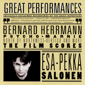 Herrmann: The Film Scores - Vertigo, Psycho, etc / Salonen