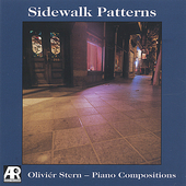 Oliver Stern: Sidewalk Patterns