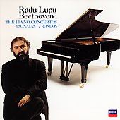 Radu Lupu Edition - Beethoven: The Piano Concertos, etc