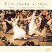 Florencio Asenjo: Orchestral Music / Kirk Trevor, et al