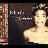 Nicole Henry (Jazz Vocals): Teach Me Tonight