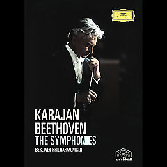 Beethoven: The Symphonies / Karajan/Berlin Philharmonic Orch. [3 DVD]