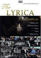 The Lyrica Collection / Bergonzi, Kabaivanska, Freni, Siepi (live recordings) [DVD]