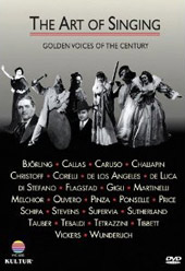 The Art of Singing / Golden Voices of the Century [DVD]
