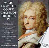 Music For Frederick Iv