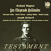 Wagner: The Flying Dutchman / Keilberth, et al