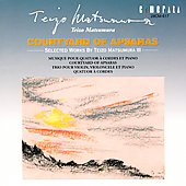 Matsumura: Courtyard of Apsaras / Ravel String Quartet