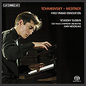 Tchaikovsky, Medtner: First Piano Concertos / Sudbin, et al
