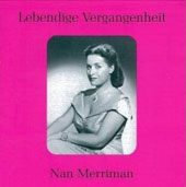 Lebendige Vergangenheit - Nan Merriman