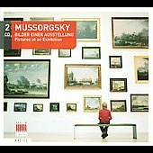Basics - Mussorgsky: Pictures at an Exhibition / Rösel, Markevitch, et al