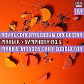 Mahler: Symphony no 5 / Jansons, Royal Concertgebouw Orchestra