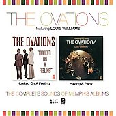 The Ovations (Soul): Hooked on a Feeling/Having a Party