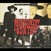 Montgomery Gentry: Triple Feature [Digipak]