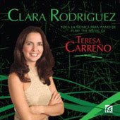 Carre&ntilde;o: Piano Music / Clara Rodriguez