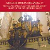 Great European Organs, no 77 / Michal Novenko