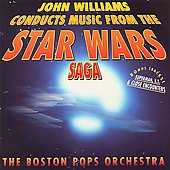 John Williams (Film Composer): John Williams Conducts Music from the Star Wars Saga