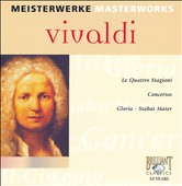 Masterworks: Vivaldi [Box Set]