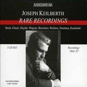 Joseph Keilberth: Rare Recordings