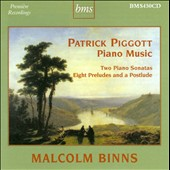 Patrick Piggot: Piano Music