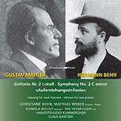 Mahler-Behn: Symphony No. 2 - Version for 2 pianos